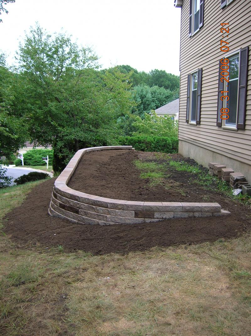 Flower bed retaining wall flowers ideas for review retaining wall custom flower bed in newark delaware source http andrewvilcheck com yahoo site admin assets images dscn0422 190190101 std jpg amipublicfo Image collections