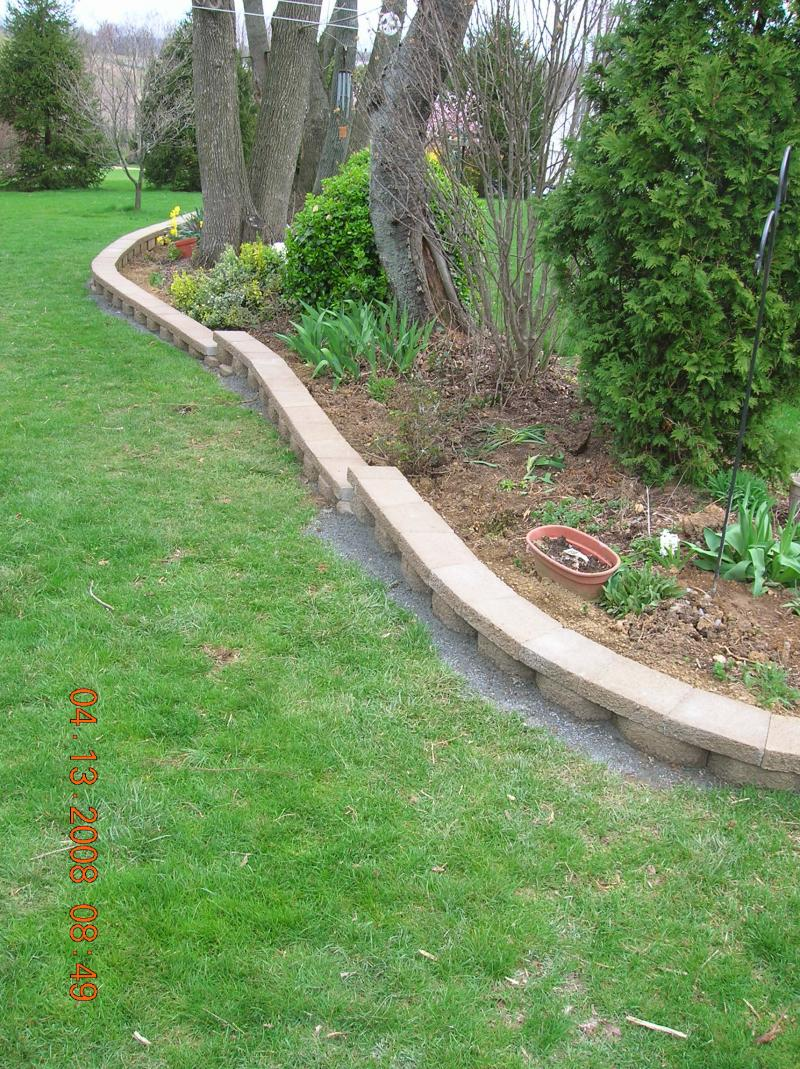 andrew vilcheck small retaining walls